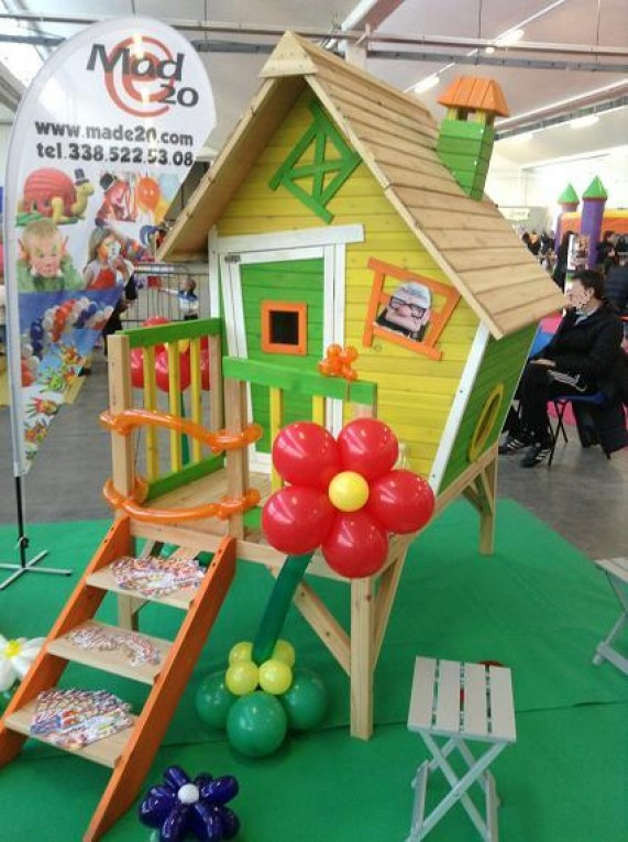 Casetta in legno da giardino per bimbi bambini for Casetta giardino bambini usata